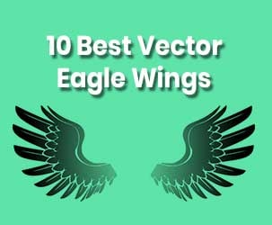 10+ Free Vector Eagle Wings Collection for Free Download