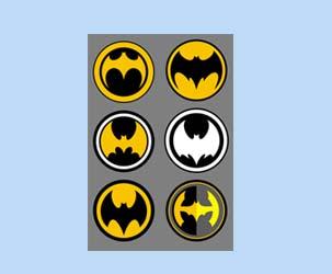 Alternative Batman Logos 2