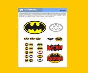Batman Logos and Fan Art