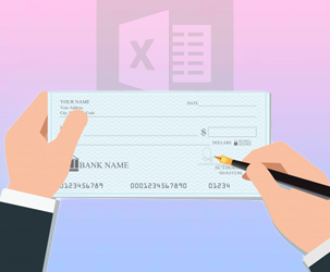 10+ Blank Check Templates for MS Excel 2020