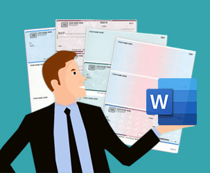20+ Blank Check Templates for MS Word 2020