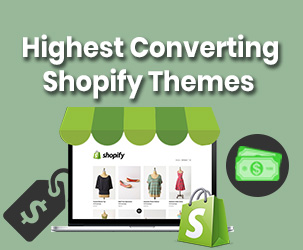 Highest Converting Shopify Themes