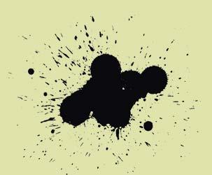 Ink Splat