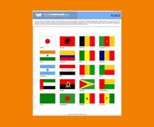 Vector Flags 3