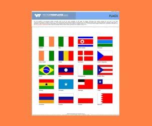 Vector Flags 4