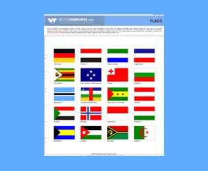 Vector Flags 5