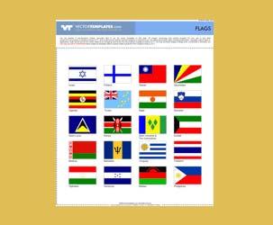 Vector Flags 6