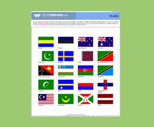 Vector Flags 7
