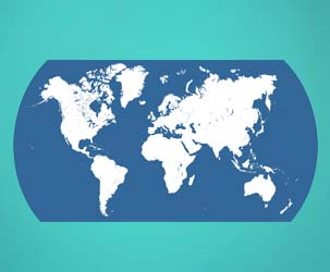 World Map (huge map)