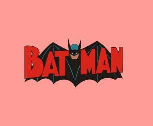 Batman Logo - Old Logo