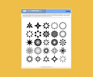 Vector Stars 2