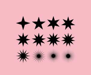 Basic Star Shapes