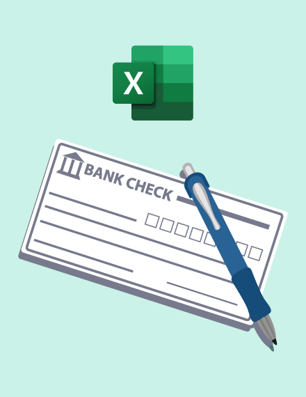 10+ Blank Check Templates for MS Excel 2021