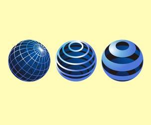 Line Globes 2