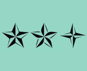 Misc. 3D Stars