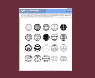 Vector Globes 1