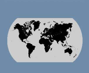 Vector World Map (Very High Detail)